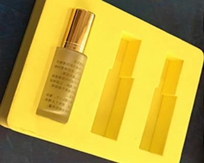 化妆品包装盒内托