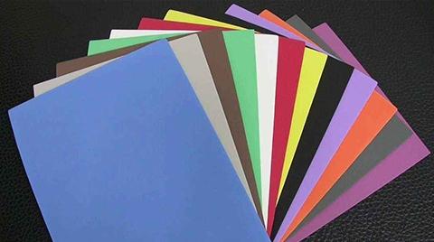 厂家介绍EVA材料及海棉的生产工艺